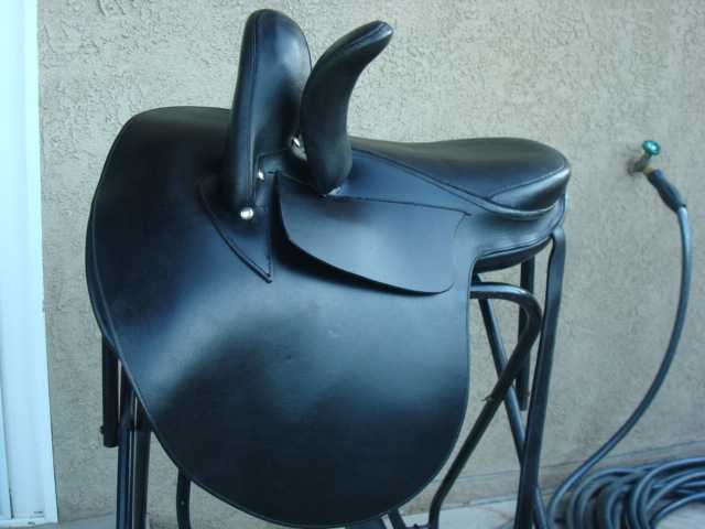 New English Side Saddle