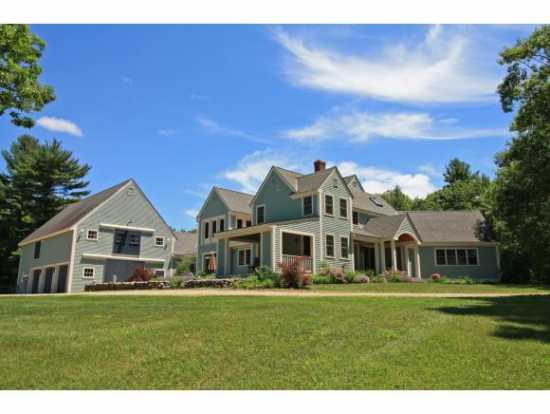 DeeringNH Idyllic Home/Barn on 40+ Acres