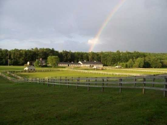 Belmont NH Exceptional Equestrian Facility & Home