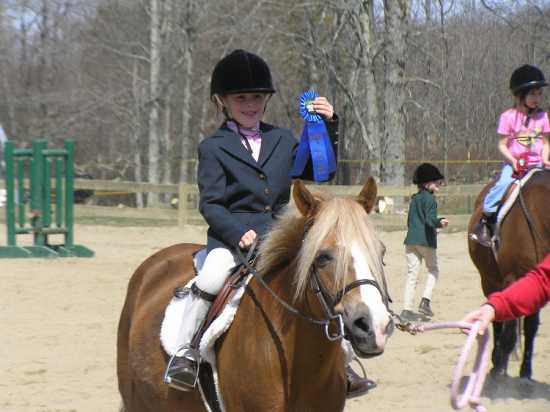 Riding Instructor: Hunters-Equitation-IEA
